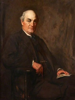 Sir Charles Bine Renshaw of Barochan and Garvocks Bart, Convenor of the County of Renfrew (1915–1918