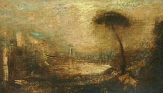 c.1860–1910, oil on canvas after Joseph Mallord William Turner (1775–1851)
