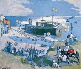 1930, oil on canvas by Walter Richard Sickert (1860–1942)