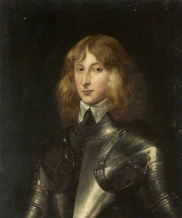 (possibly Lord John Stuart, 1621–1644), 1630s–1640s, oil on canvas by a follower of Anthony van Dyck (1599–1641)