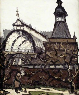 1944, oil on canvas by Kyffin Williams (1918–2006)