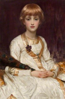 c.1880, oil on canvas by Frederic Leighton (1830–1896)