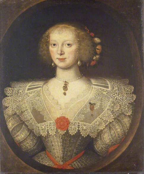 "Portrait of a Lady, ""Countess of Cavan"""