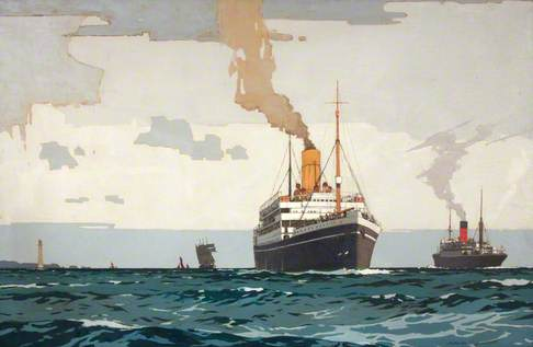 Ship Scene