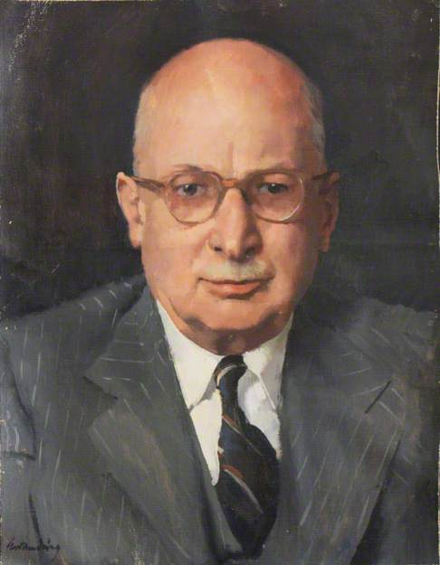 Colonel Oscar Vaughan Viney (1886–1962), of Hazell, Watson and Viney Ltd
