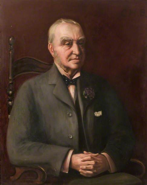 T. Musgrave Francis (d.1931), Chairman of the General Committee (1923–1931)