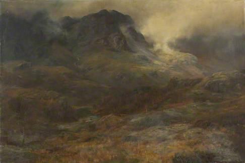 A Scottish Glen