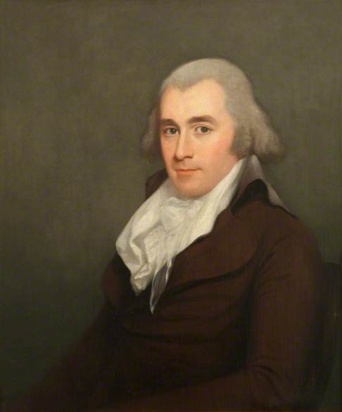 Portrait of a Man (Alexander Russell)