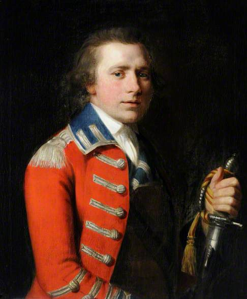 Captain Charles William Le Geyt, 3rd Regiment of Foot (1733–1827)