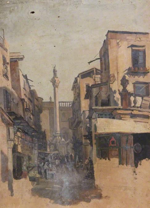 Study of Naples