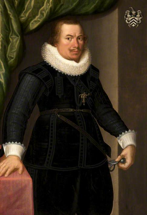 Portrait of a Burgomaster