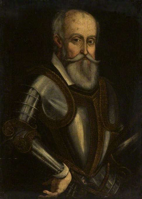 Sir Thomas Gresham (1519–1597)