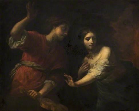 The Duet (Scene from an Opera)