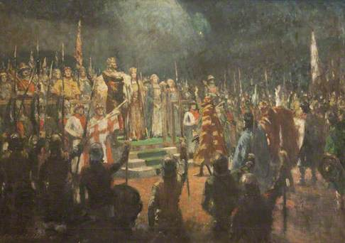 The Royal Tournament, 1932