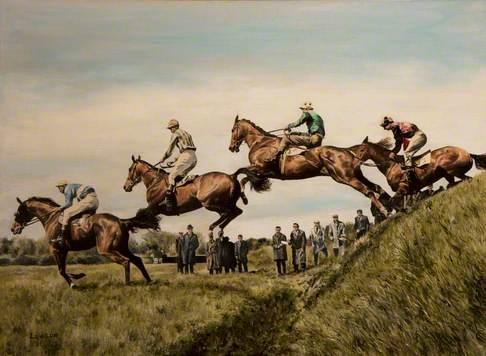 Bank at Punchestown