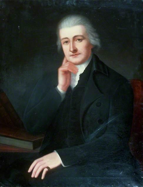 Reverend Thomas Thirlwall of Bowers Gifford