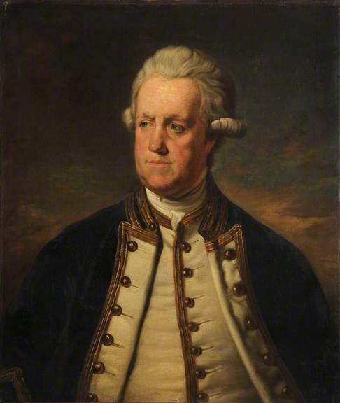 Captain Basil Keith (d.1777)