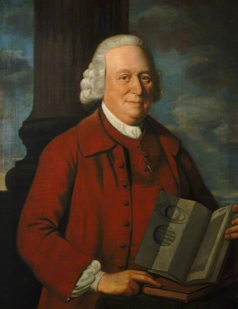 Formerly Called 'Nevil Maskelyne, 1732–1811, Astronomer Royal'