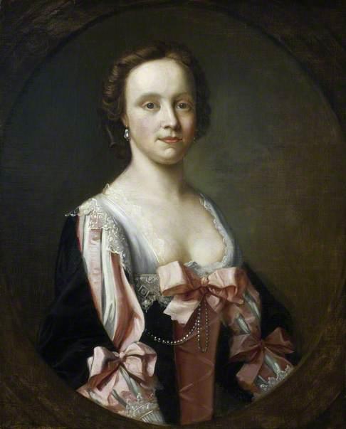 Mrs Justinian Nutt, 18th Century