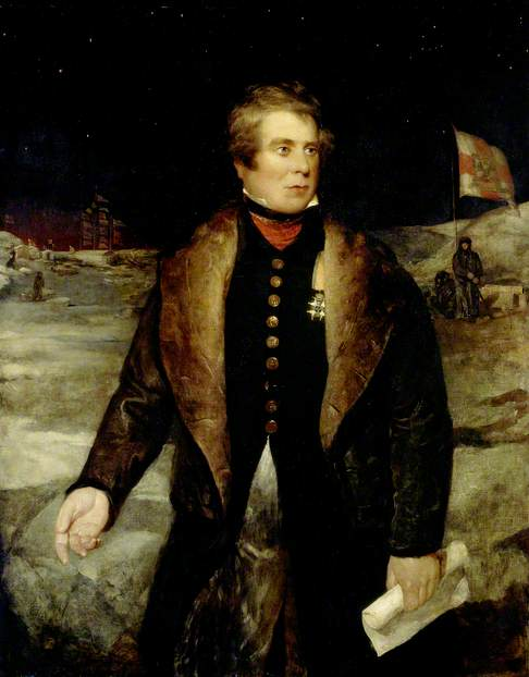 Sir John Ross (1777–1856)
