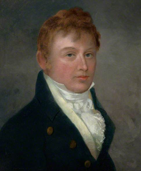 Portrait of an Unknown Man (said to be Alexander MacPherson)