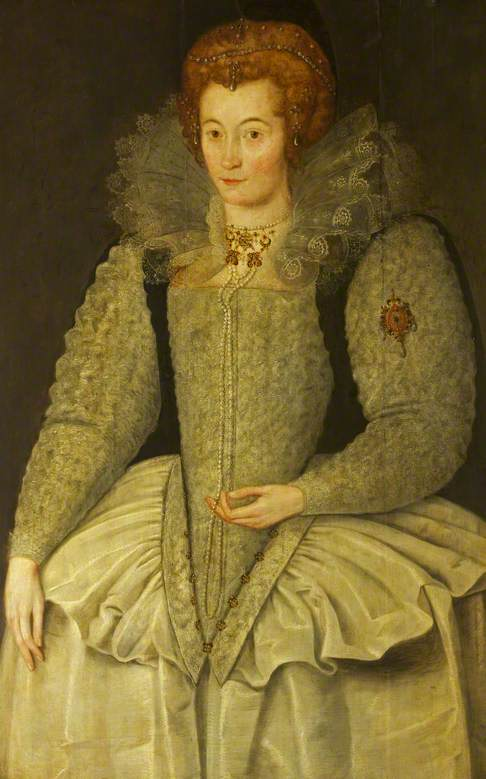 Said to be Blanche Parry (1508–1590)