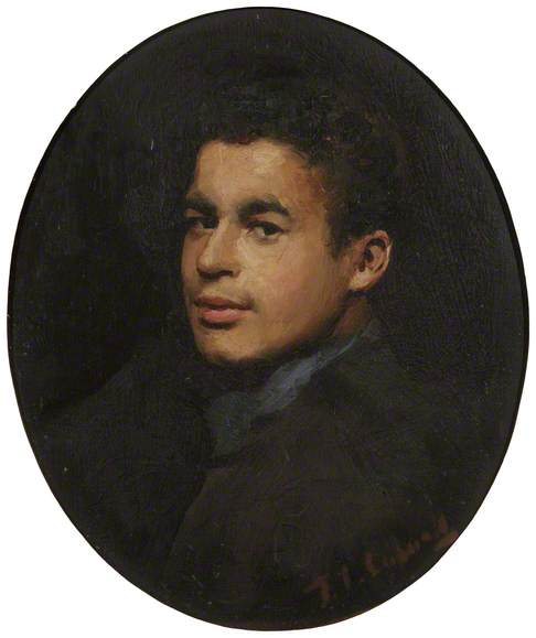 An Unknown Young Man