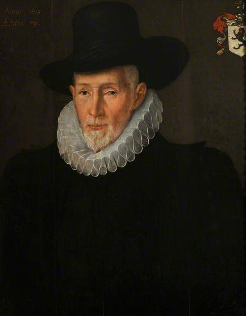 Henry Barker (b.c.1536)