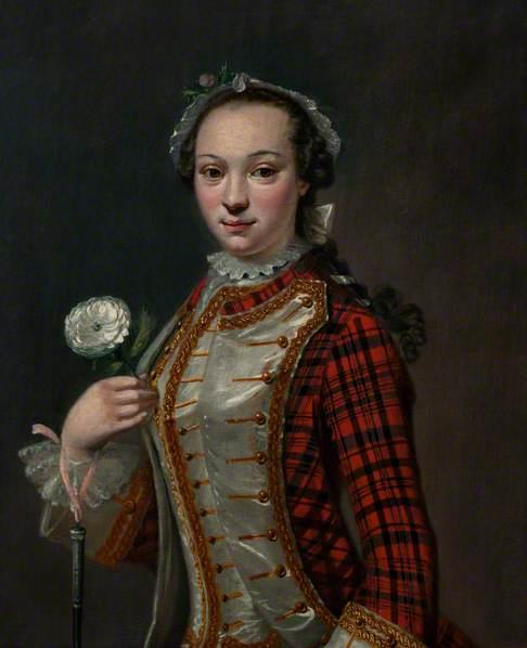 Portrait of a Jacobite Lady