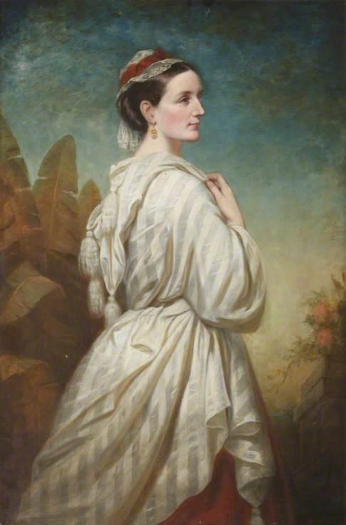 Isabella Arlosh (1835–1905) (wife of James Arlosh and mother of Godfrey Arlosh)
