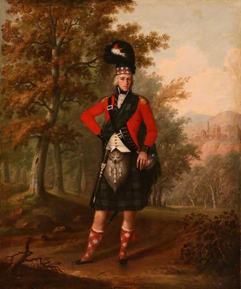 Officer of the Regiment