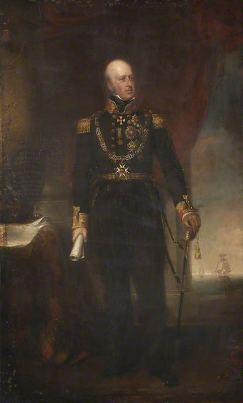 Admiral Codrington