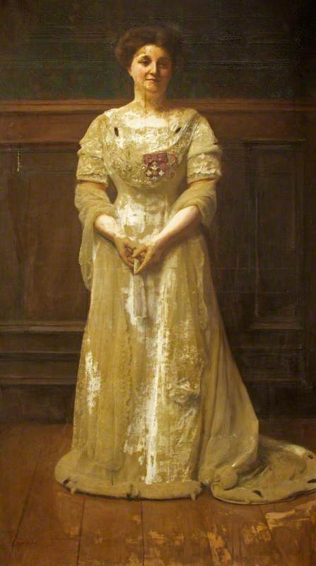 Mrs C. H. Bailey, CBE, JP