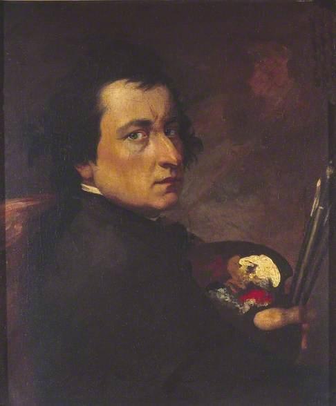 A Painter's Self-Portrait