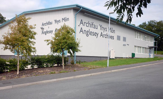 Anglesey Archives