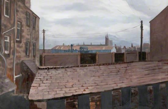 Aberdeen: Backyard
