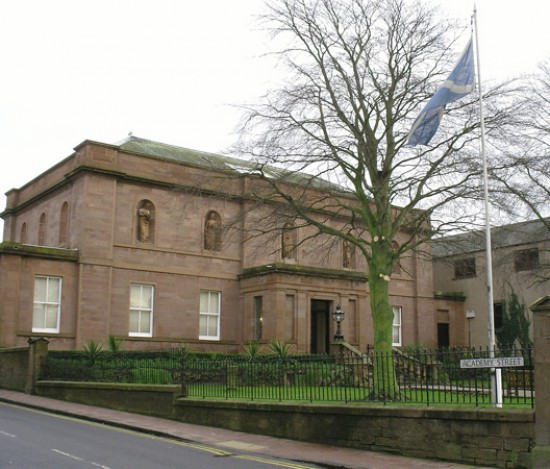 Arbroath Art Gallery