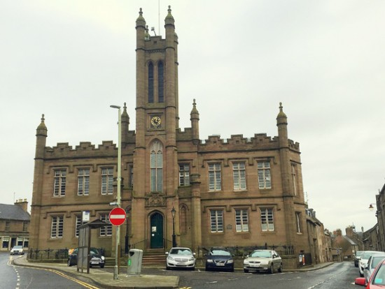 Brechin Mechanics' Institute