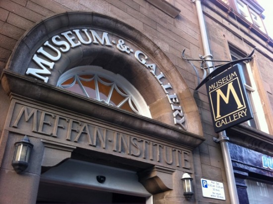 The Meffan Museum and Art Gallery