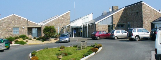 Mignot Memorial Hospital, Alderney