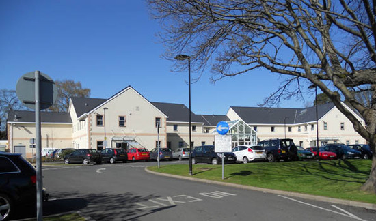 Monnow Vale Integrated Health and Social Care Facility