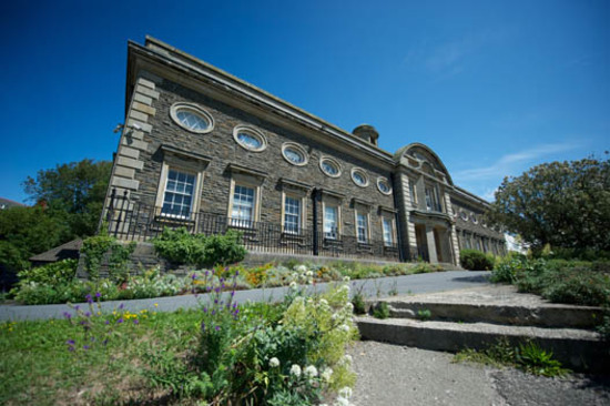 Aberystwyth University School of Art Museum and Galleries