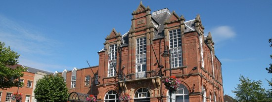 Amber Valley Borough Council, Old Town Hall