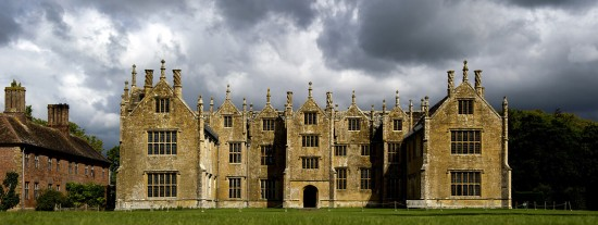 National Trust, Barrington Court