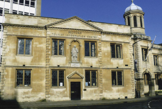 Bedford Town Hall