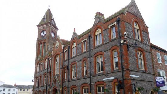 Newbury Town Hall