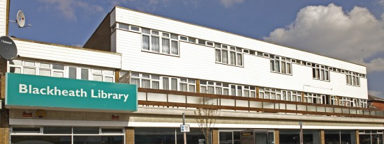 Blackheath Library, Greenwich Library Service