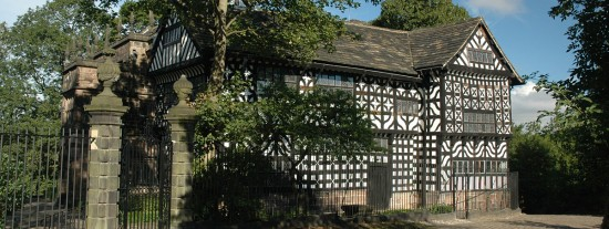 Hall i' th' Wood Museum