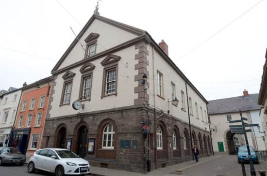 Brecon Town Council Offices