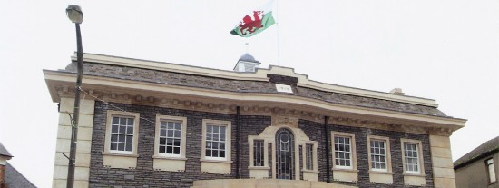 Bridgend County Borough Council Collection, Maesteg Town Council Offices